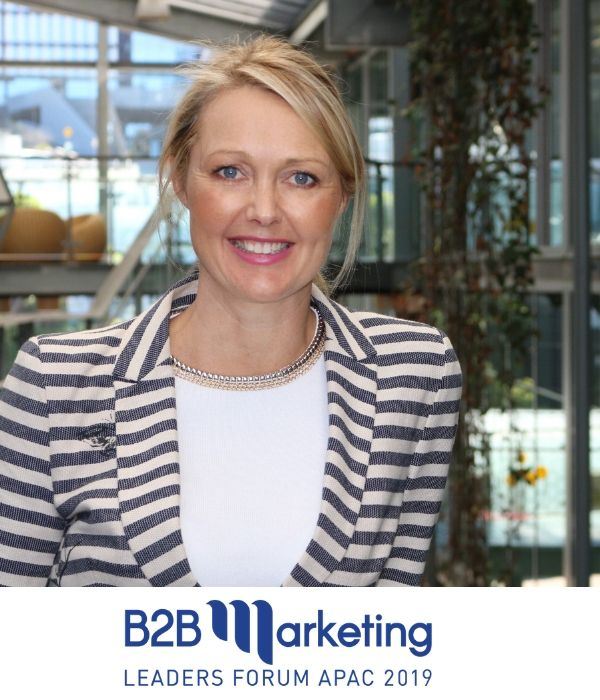 B2B Marketing Conference Sydney Australia Emma Roborgh CMO Leaders Forum APAC