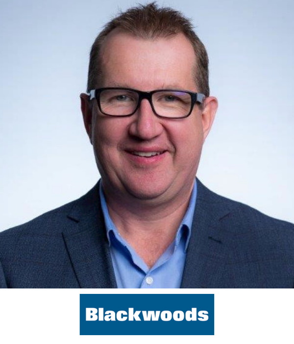 Justin Lyster General Manager Digital Blackwoods B2B Marketing Conference Sydney Australia 2019