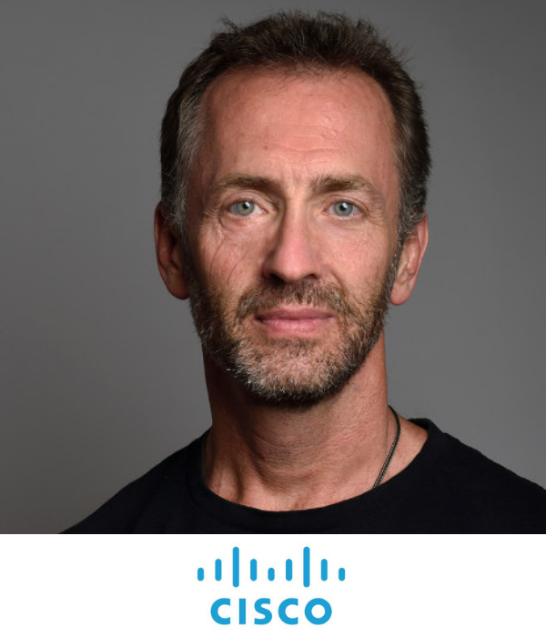 Ray Kloss CMO ANZ Cisco B2B Marketing Conference Sydney Australia 2019