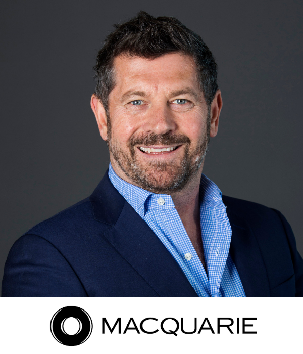 Craig Griffin CMO Macquarie Group B2B Marketing Conference Sydney Australia 2019