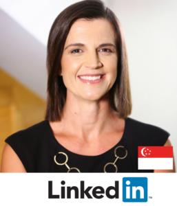 Danielle Uskovic CMO LinkedIn B2B Marketing Conference Singapore Asia 2018