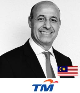 Mahmoud Dasser Chief Marketing Officer Telecom Malaysia TM B2B Conference Asia 2018