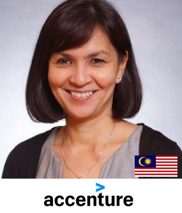 Karina Gan Managing director Growth marketing accenture malaysia b2b conference singapore asia 2018