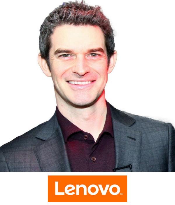 Nick Reynolds CMO Lenovo at B2b mrketing conference sydney australia