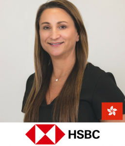 Tricia Weener Global CMO HSBC Commercial banking hong kong at B2B marketing conference in siingapore asia