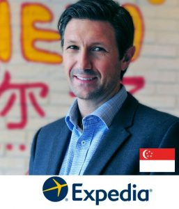 Gabriel Garcia CMO Expedia b2b marketing conference singapore asia 2018