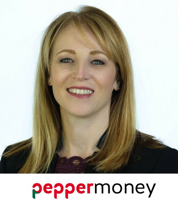 Joanne Thrift CMO Pepper Money B2B Marketing Conference Melbourne