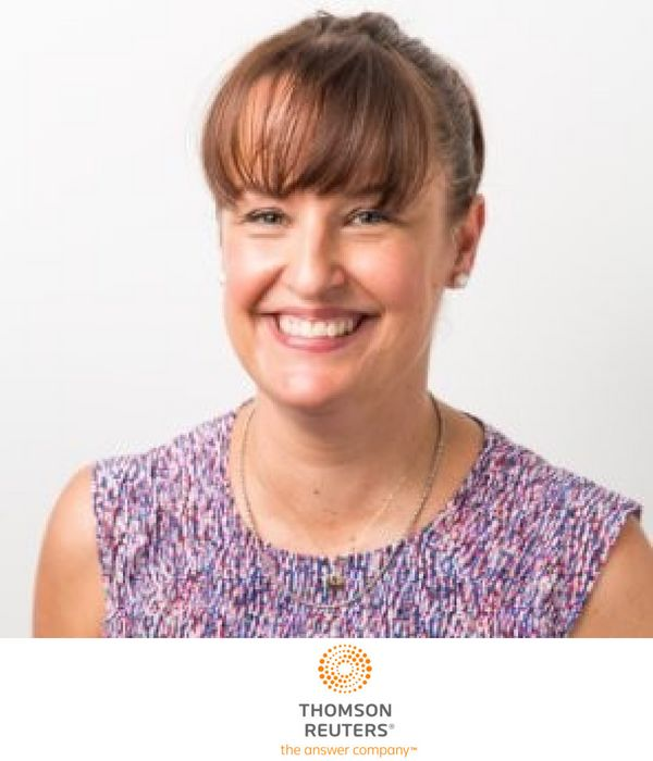 Kate Parker Thomson Reuters B2B Marketing Conference Melbourne 2018 November