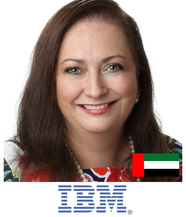 Susan Jain CMO IBM at b2b marketing conference in Singapore asia september 2018
