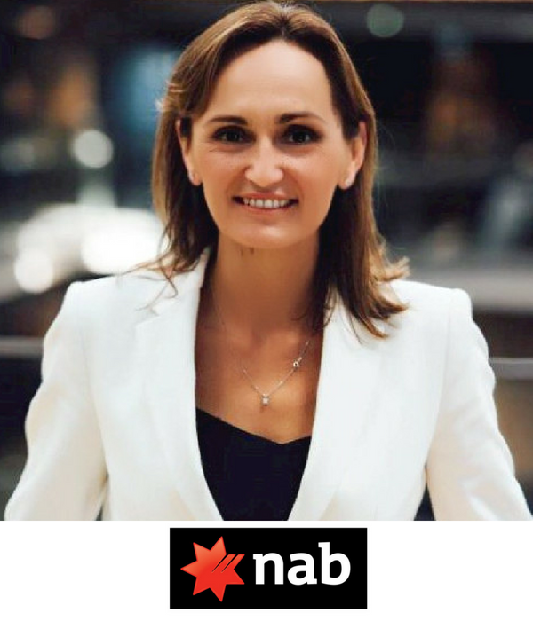Suzana Ristevski,, CMO NAB, former GE, B2B marketing conference Melbourne 2018 November