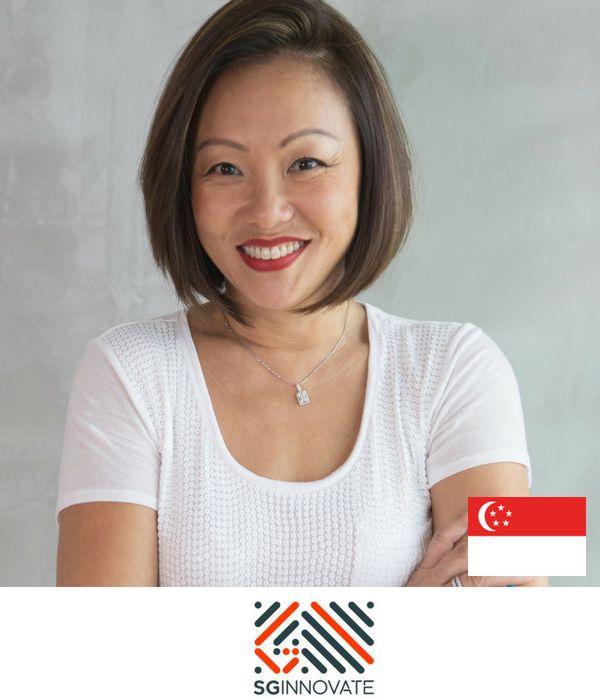 Szeki sim Brand CMO SGInnovate B2B Marketing Conference singapore asia