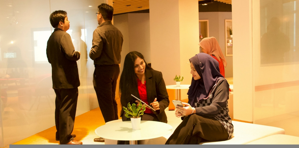 b2b marketing Marketorium Telekom Malaysia TMOne Experience Centre digital transformation
