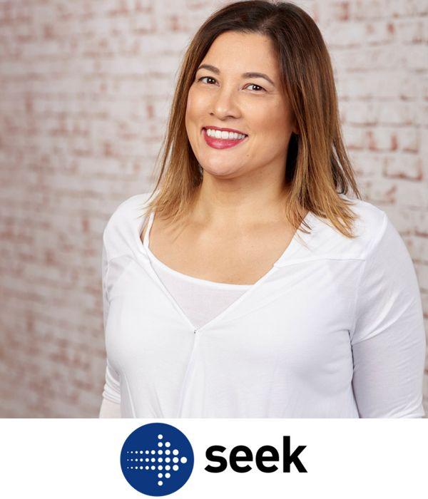 Jennifer Ten Seldam CMO SEEK B2B Marketing conference Melbourne