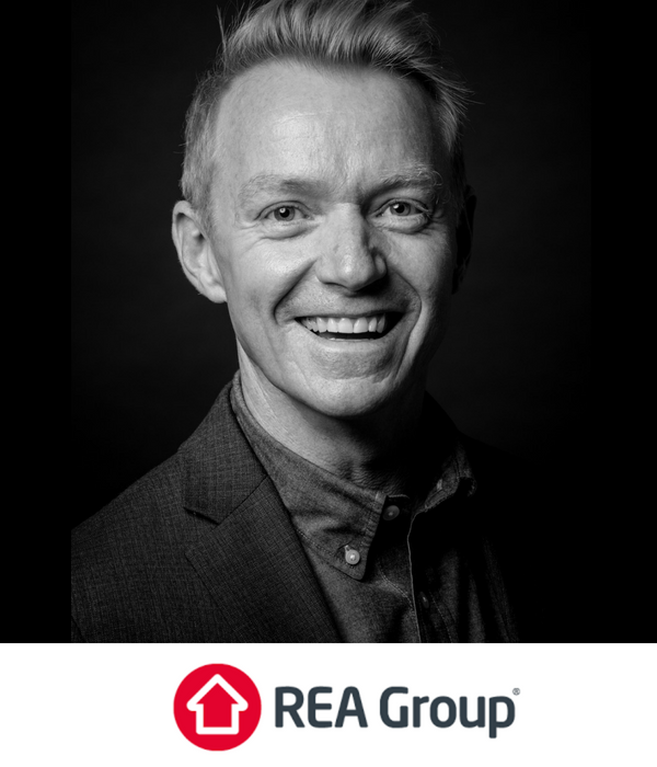 Kieren Cooney CMO REA Group B2B Marketing Conference Melbourne