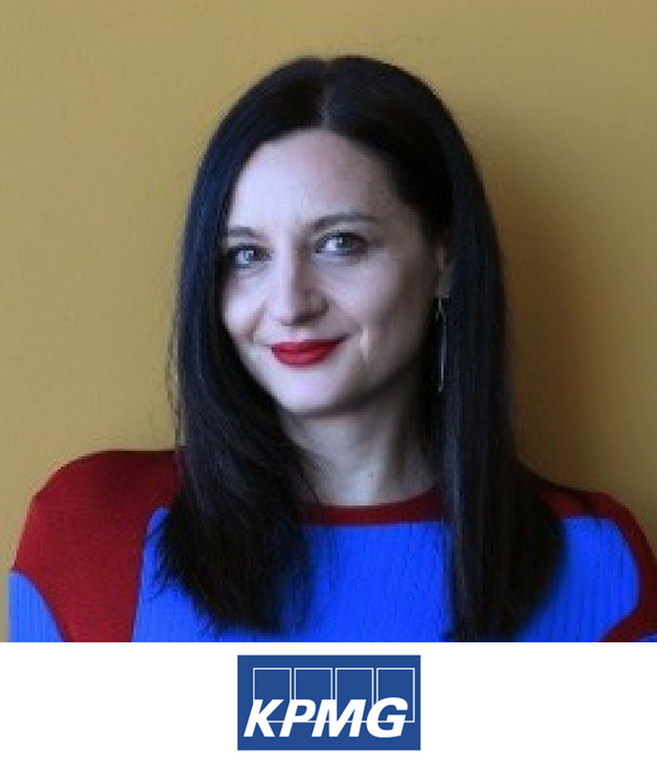 Lisa Bora KPMG B2B Marketing Leaders Forum Melbourne