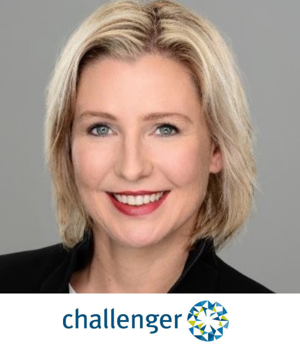 Debbie Jensen CMO Challenger B2B Marketing Conference Sydney Australia 2019