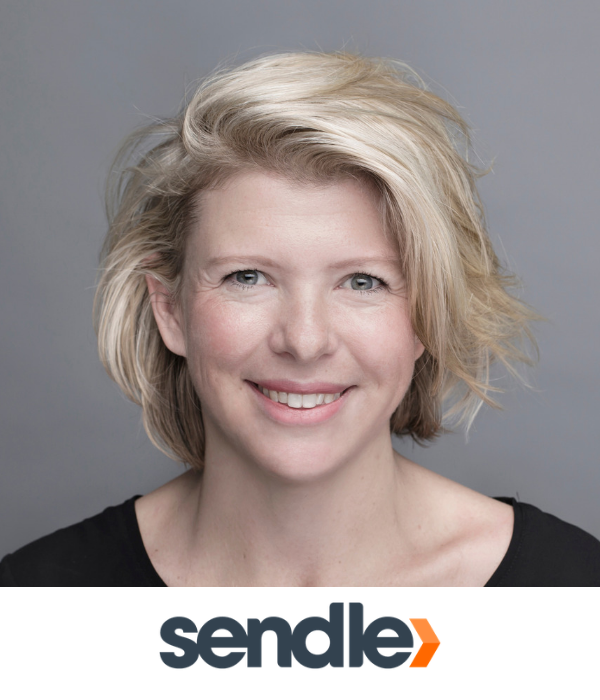 Eva Ross CMO Sendle B2B Marketing Conference Sydney Australia 2019