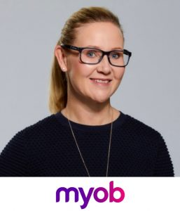 Natalie Feehan COM MYOB B2B Marketing Conference Sydney Australia 2019