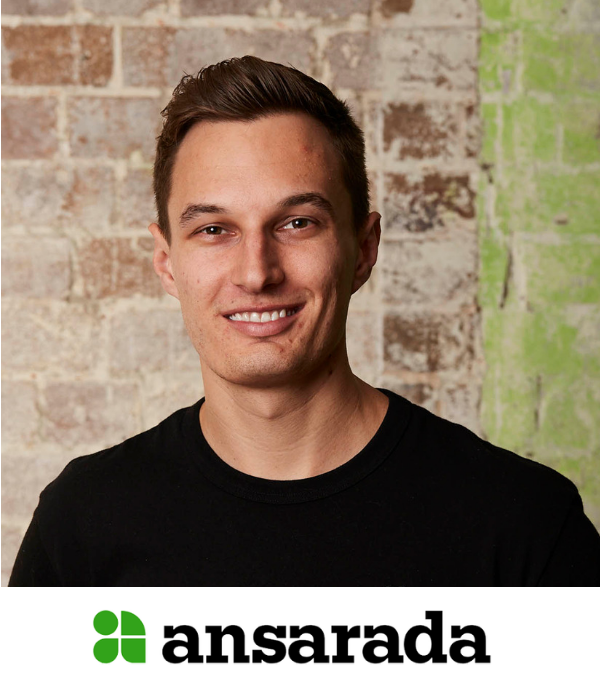 Robbie Morris CMO Ansarada B2B Marketing Conference Sydney Australia 2019