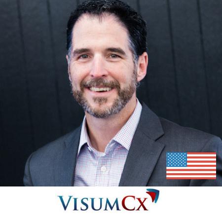 Carlos Hidalgo VisumCX B2B Marketing Conference Singapore Australia 2019
