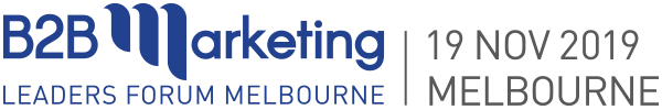 B2B Marketing Conference Melbourne 2019