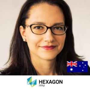 ljubica radoicic marketing director apac hexagon ppm b2b marketing conference sydney australia 2019