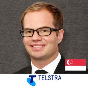 Todd Bates Head of International Marketing B2B Marketing Conference Singapore 2019