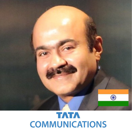Amit Sinha Roy CMO Tata Communications Marketing Conference Singapore 2019
