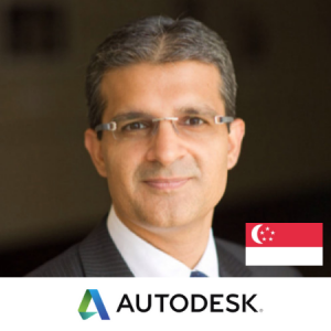 Bhupesh Lall CMO Autodesk B2B Marketing Conference Sydney Australia 2019