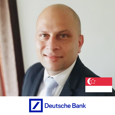 Harikumar Rajasekhar VP, APAC Head of Digital & Social Media Comms Deutsche Bank B2B Marketing Conference Singapore 2019