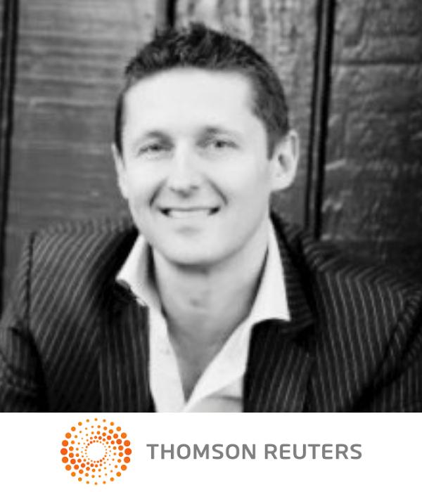 Marcus Sandmann CMO Thomson Reuters B2B Marketing Conference Sydney Australia 2019
