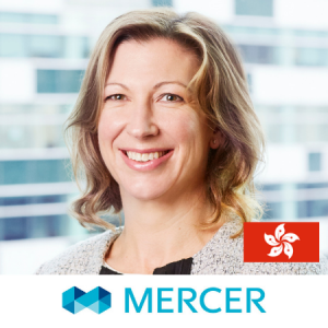 Renee McGowan CEO Asia Mercer B2B Marketing Conference Singapore 2019