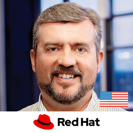 Tim Yeaton Global CMO RedHat B2B Marketing Conference Singapore 2019