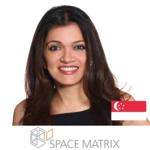 Fiza Malhotra CMO Space Matrix B2B Marketing Conference Singapore 2019