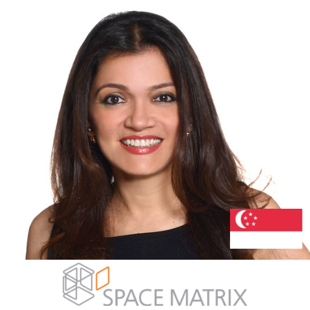 Fiza Malhotra CMO Space Matrix B2B Marketing Conference Singapore 2019