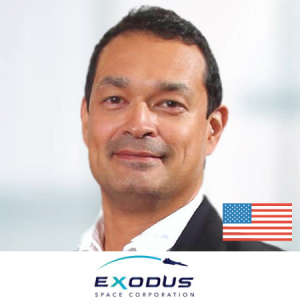 Frank Trevino CMO Exodus Space Corporation and Partner Tinman Kinetics B2B Marketing Conference Singapore 2019