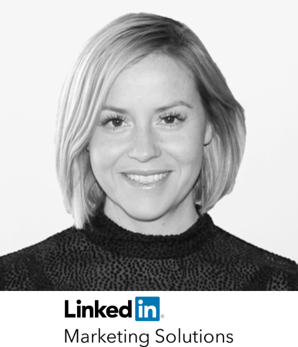 Andrea Rule LinkedIn Marketing Solutions-B2B-Marketing-Conference-Sydney-Australia-2019