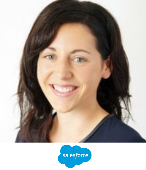 Brona Banville Content and Social Salesforce B2B Marketing Conference Sydney Australia 2019