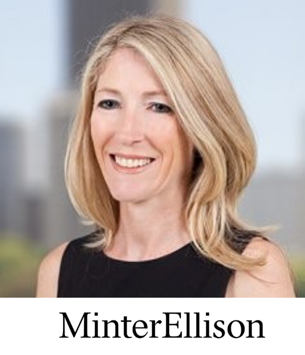 Diane Gates Minter Ellison B2B Marketing Conference 2019 SYD