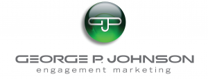 George P Johnson logo