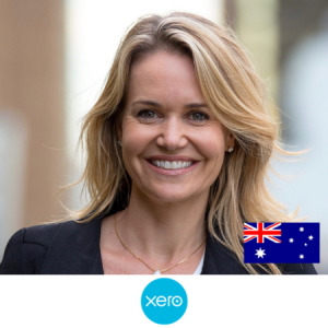 Rachael Powell Chief Customer People and Marketing Officer Xero B2B Marketing Conference Singapore 2019