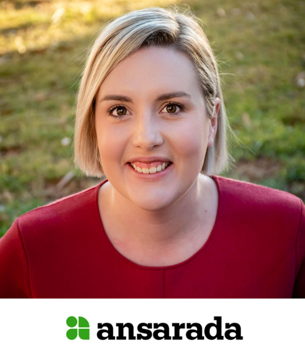 Anna Wood Head of Product Marketing Ansarada B2B Marketing Conference Sydney Australia 2019