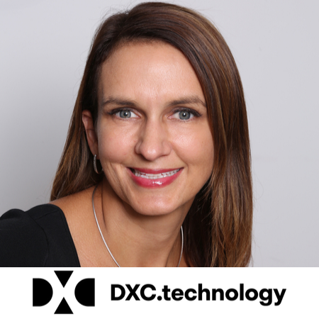 Bernice Muncaster Director Marketing DXC Technology b2b marketing conference sydney australia 2021