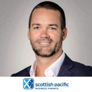 Ben Cutler CCO Scottish Pacific B2B Marketing Conference Sydney Australia 2020