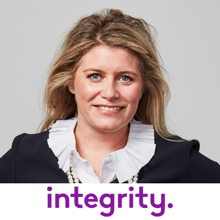 Emilie Chell GM Integrity B2B Marketing Conference Sydney Australia 2020