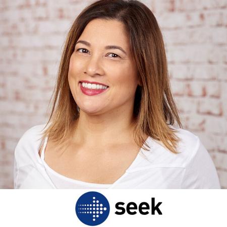 Jenn ten Seldam CMO SEEK b2b marketing conference sydney australia 2020