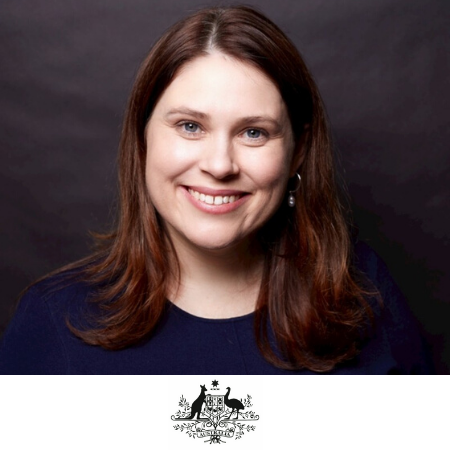 Jessica Hamilton CMO B2B Marketing Conference Sydney Australia 2020