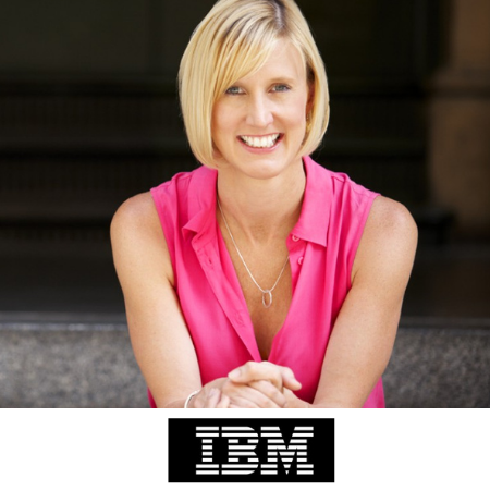 Jodie Sangster CMO IBM at B2B Marketing Conference Sydney Australia 2021