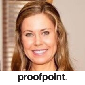 Katie Finlayson proofpoint B2B Marketing Conference Sydney Australia 2020