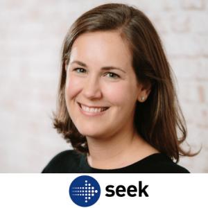 Kendra Banks, MD, SEEK B2B Marketing Conference Sydney Australia 2020